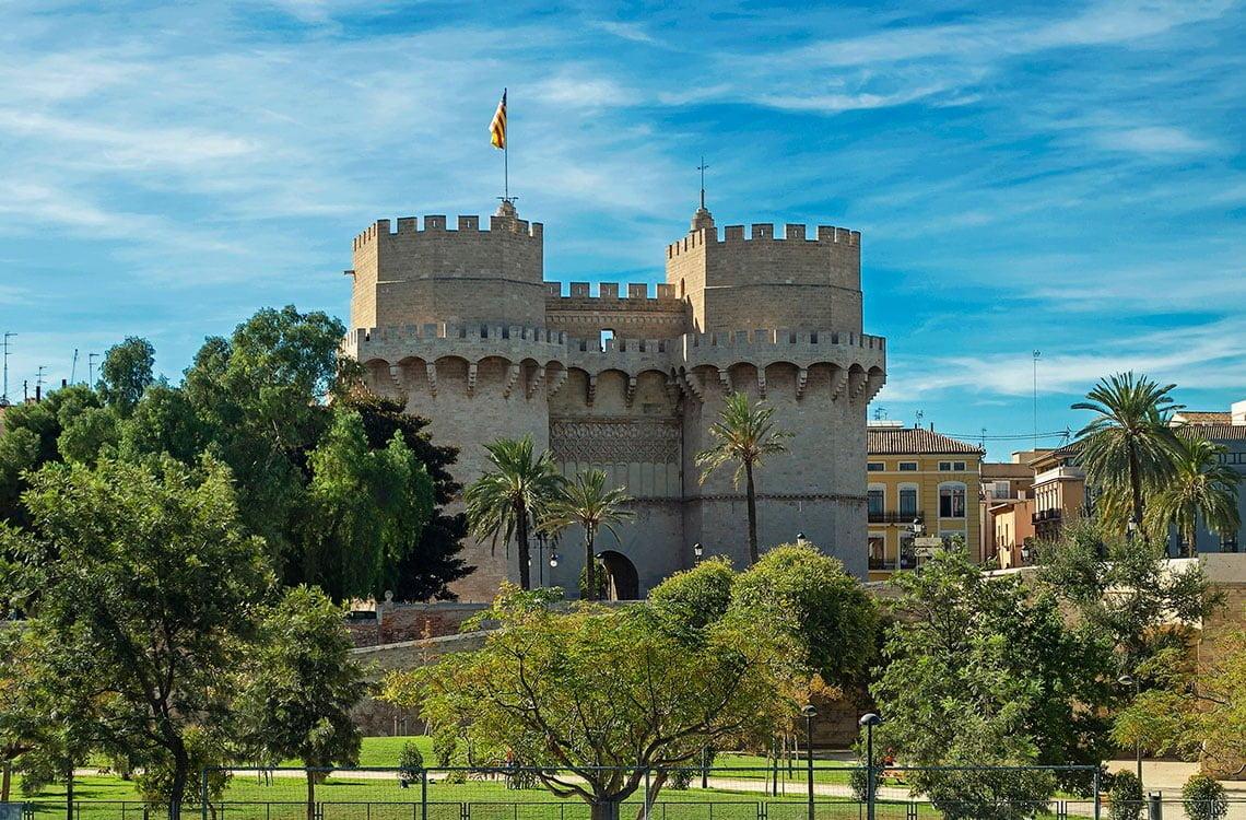 rutas centro histórico valencia. Guías turística Valencia
