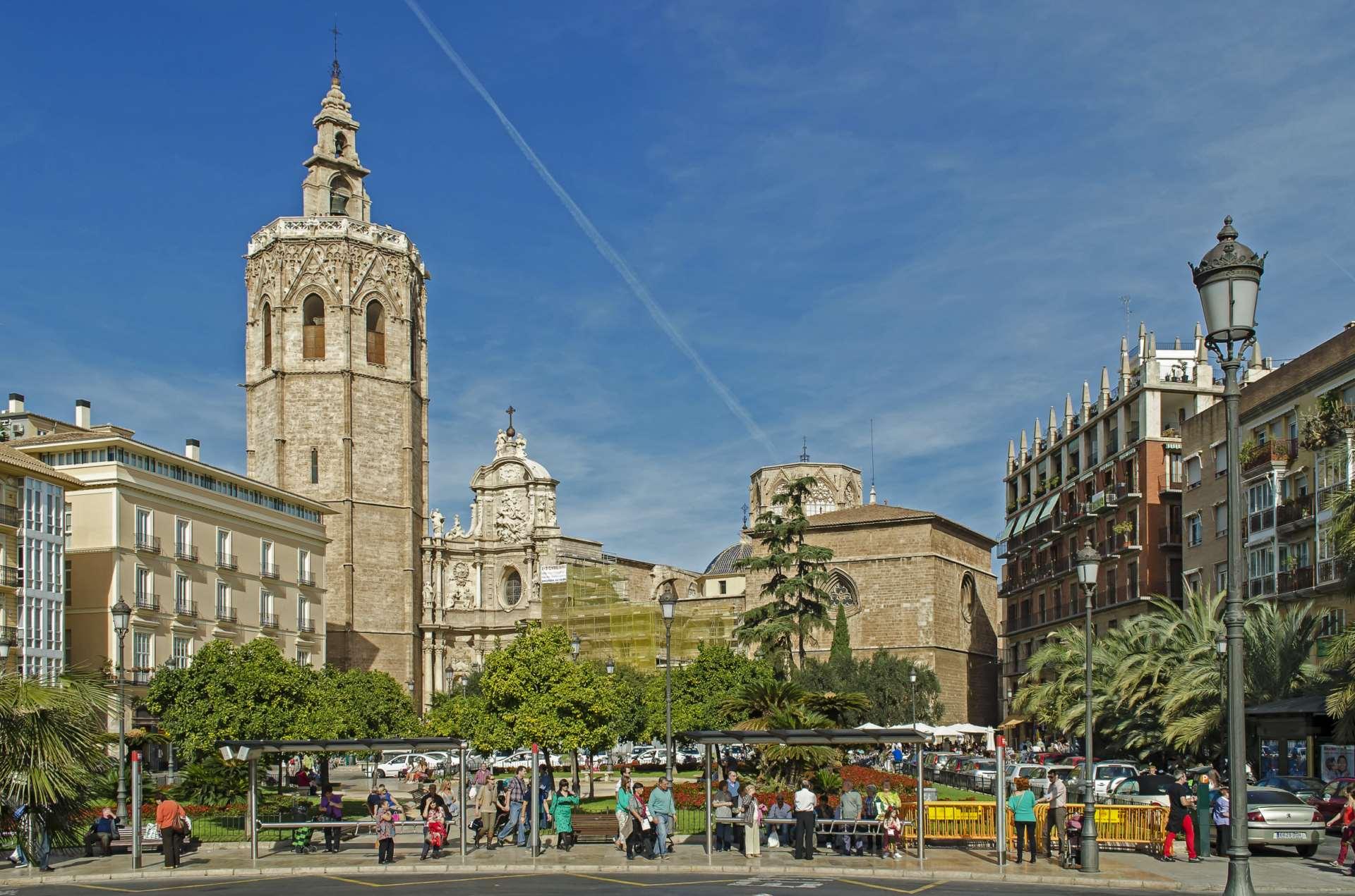 centro histórico de Valencia. Guía turística Valencia