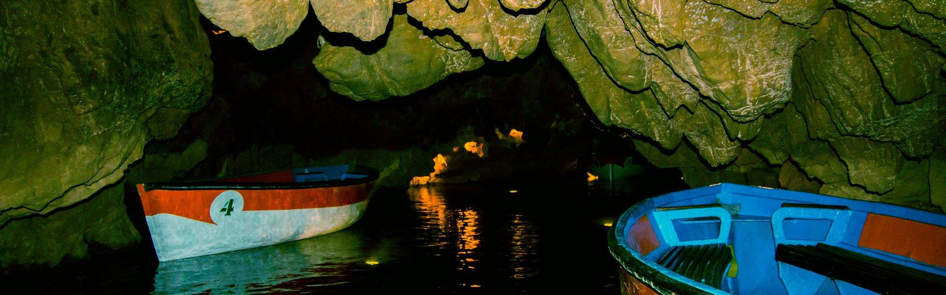 visitar las Cuevas de la Vall d´uixo. Cuevas de San José
