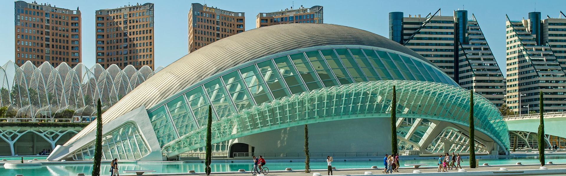 Visitas guiadas Ciudad de las Artes y de las Ciencias