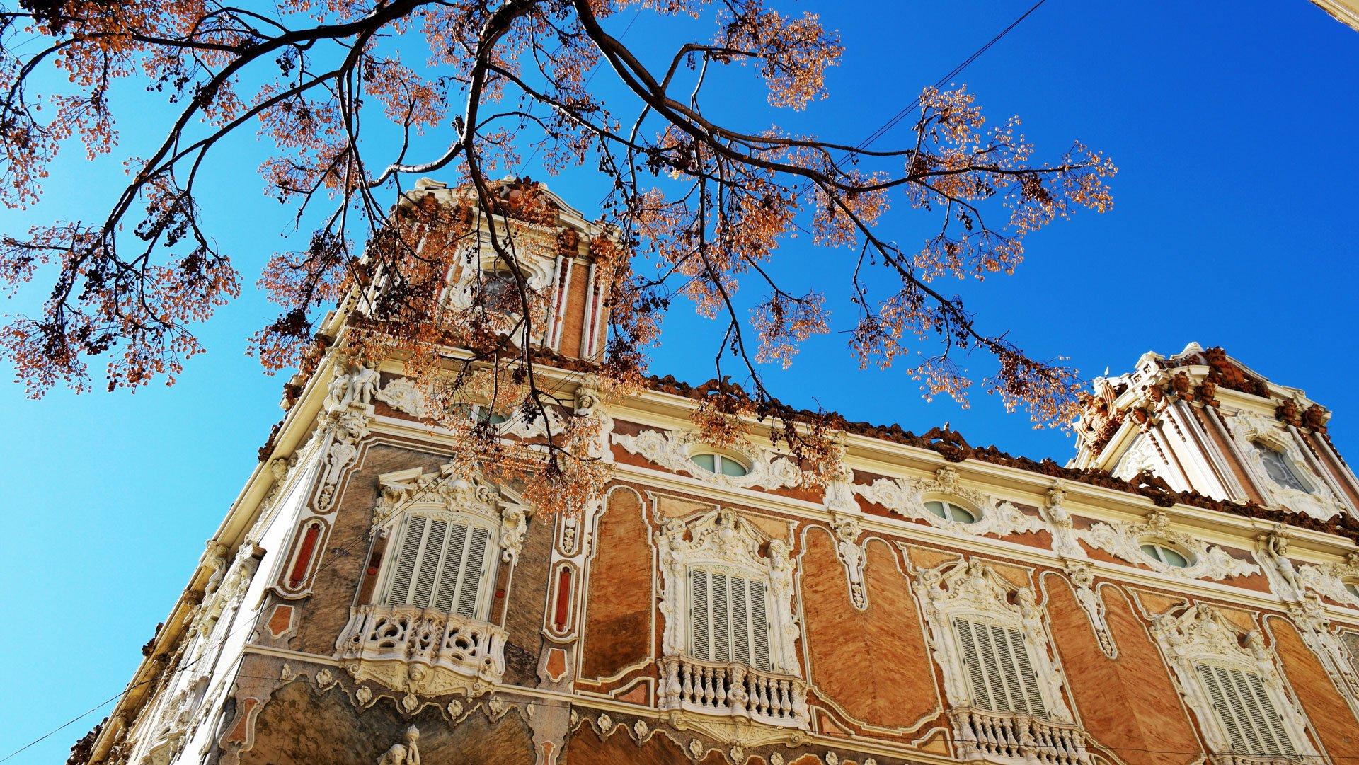 Visitas guiadas museo nacional de cerámica Valencia