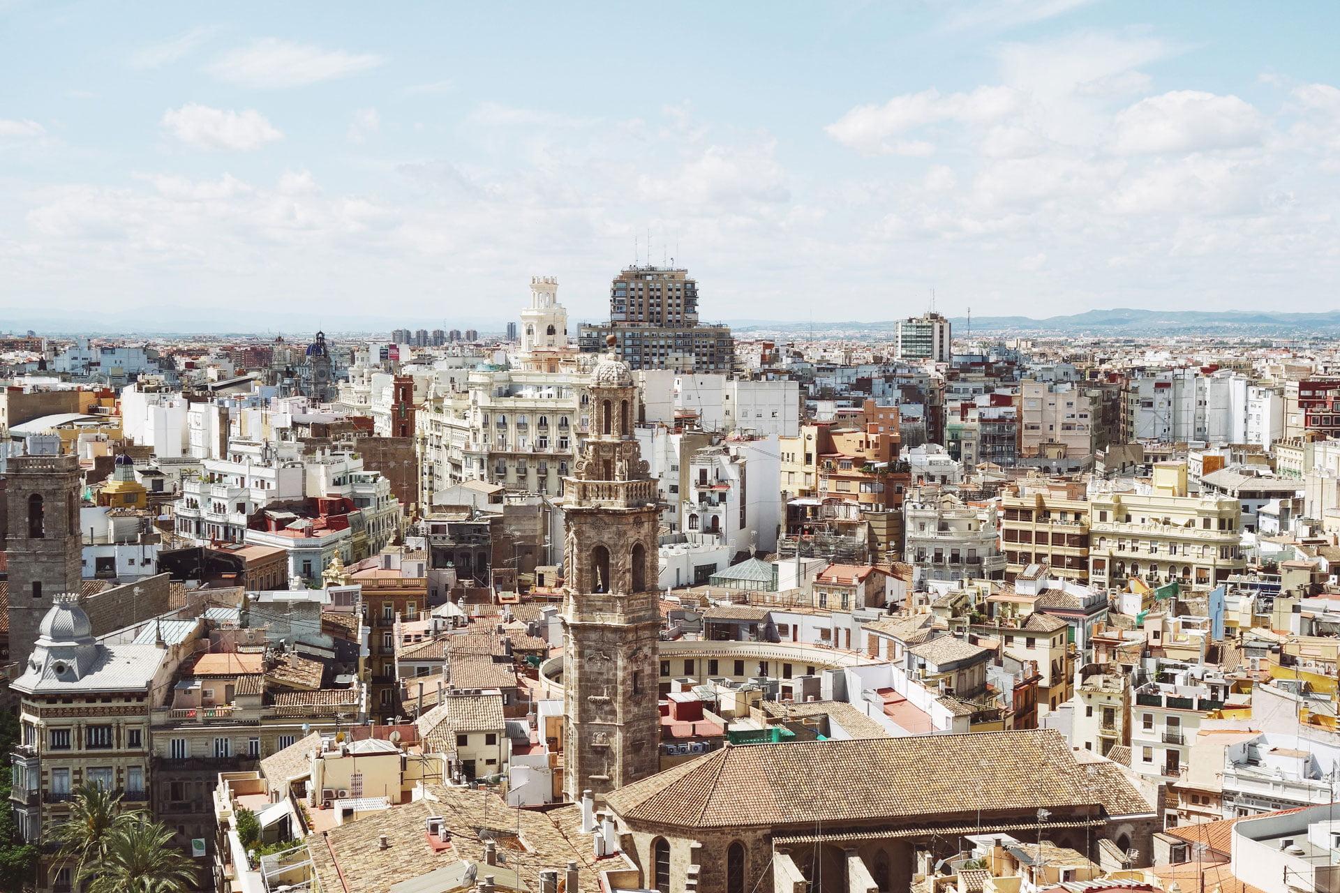 visitas guiadas centro histórico Valencia
