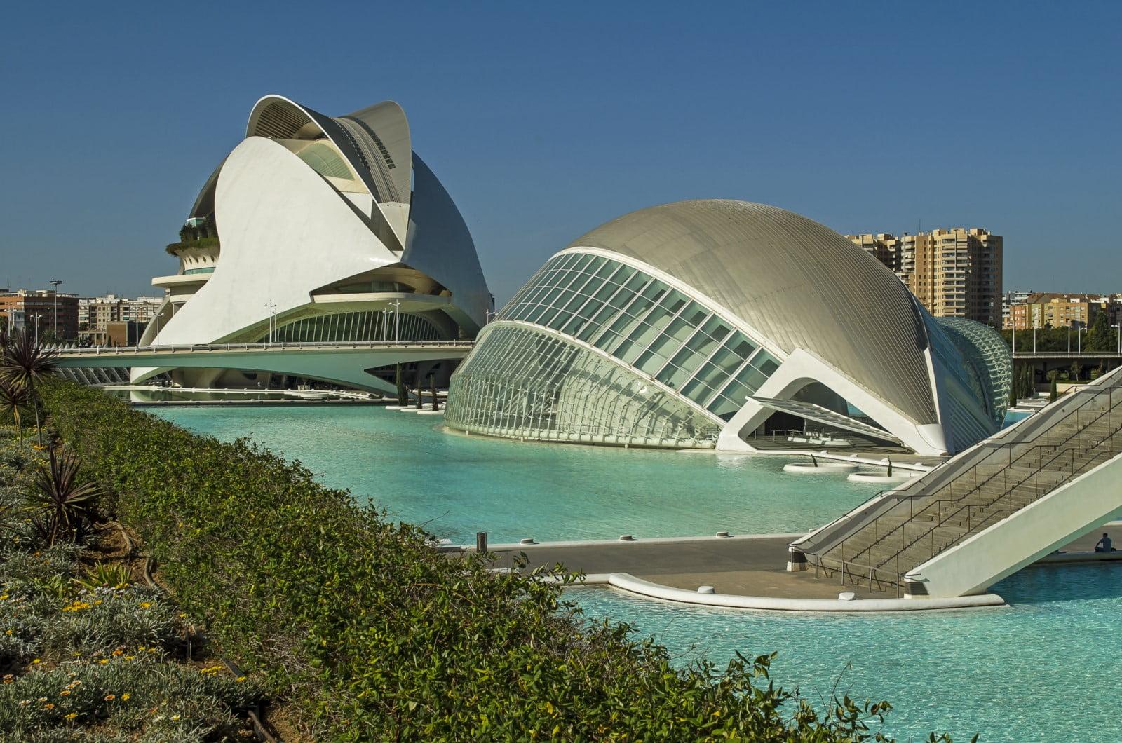 Visitar ópera Valencia
