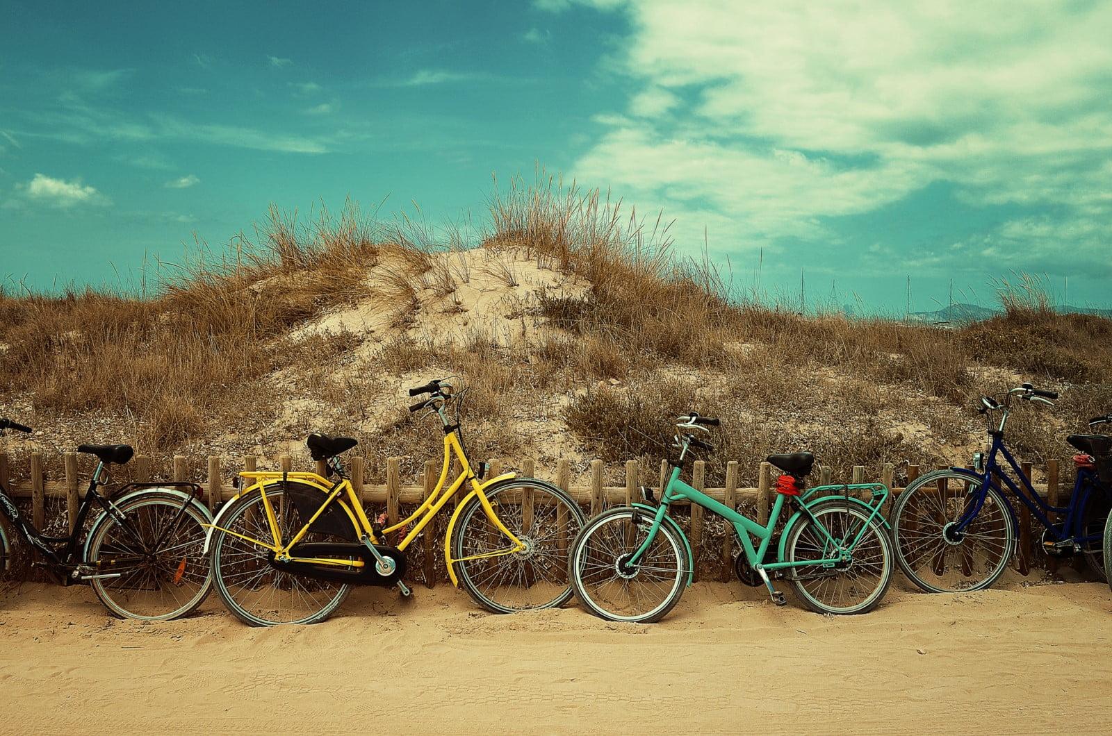 Visitas Valencia con bicicleta. Bikes tours en Valencia