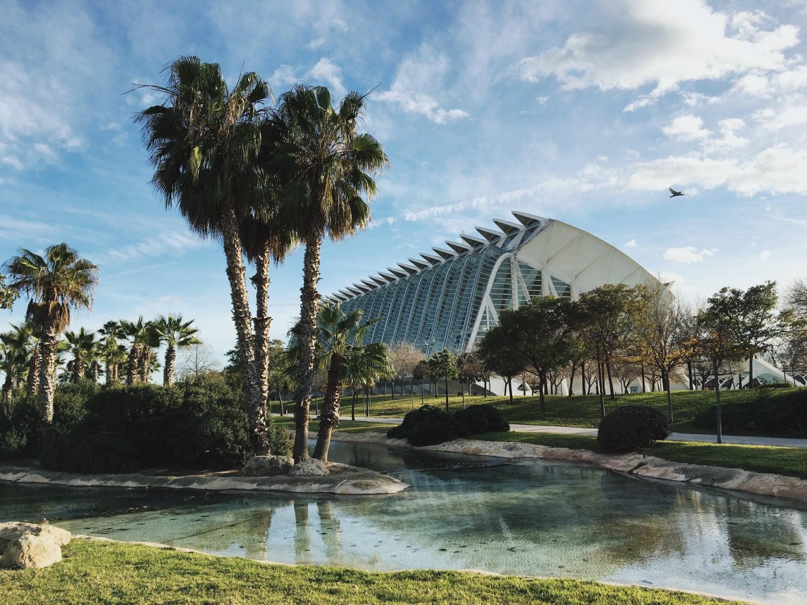 Visitas guiadas Valencia Ciudad de las Artes y de las Ciencias
