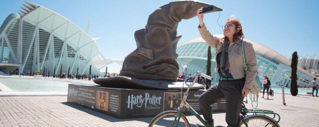 La Ciudad de las Artes y las Ciencias, escenario perfecto para la magia de Harry Potter