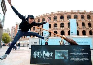 La magia de Harry Potter inunda Valencia.