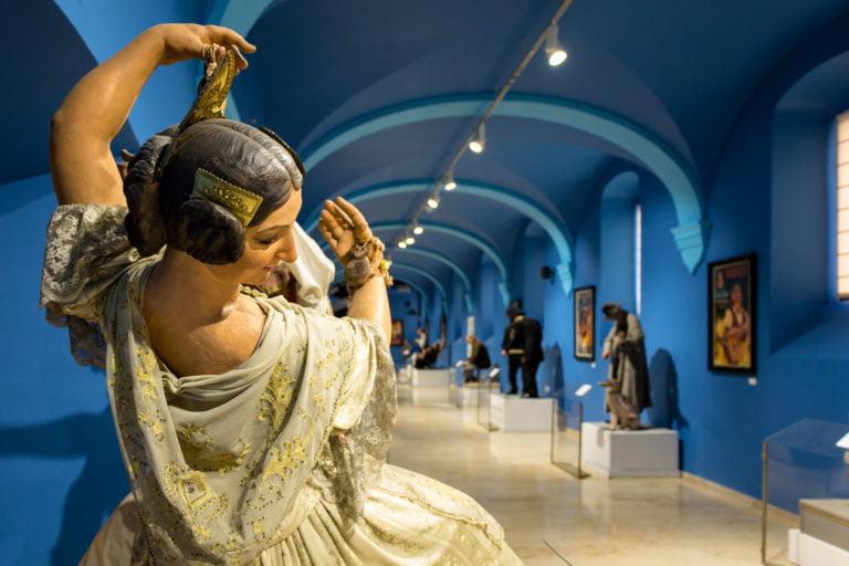 Museo fallero de Valencia. Visitas guiadas Valencia