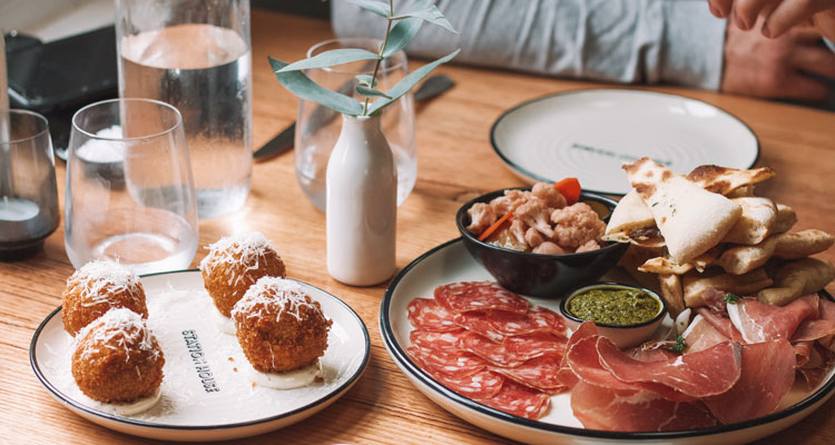gastronomia Valenciana tapas