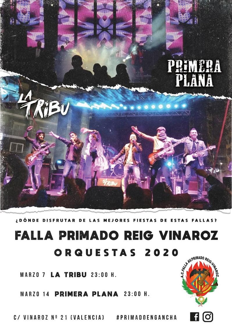 FALLAS 2020: Verbenas, orquestas y discomóviles 9