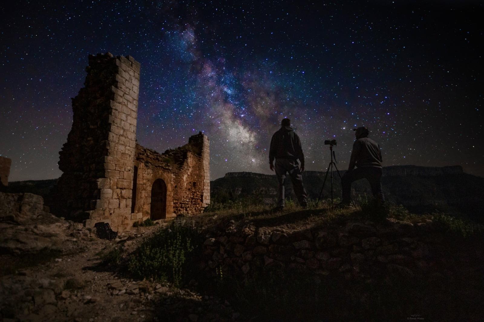 cielo de Valencia - estrellas de valencia