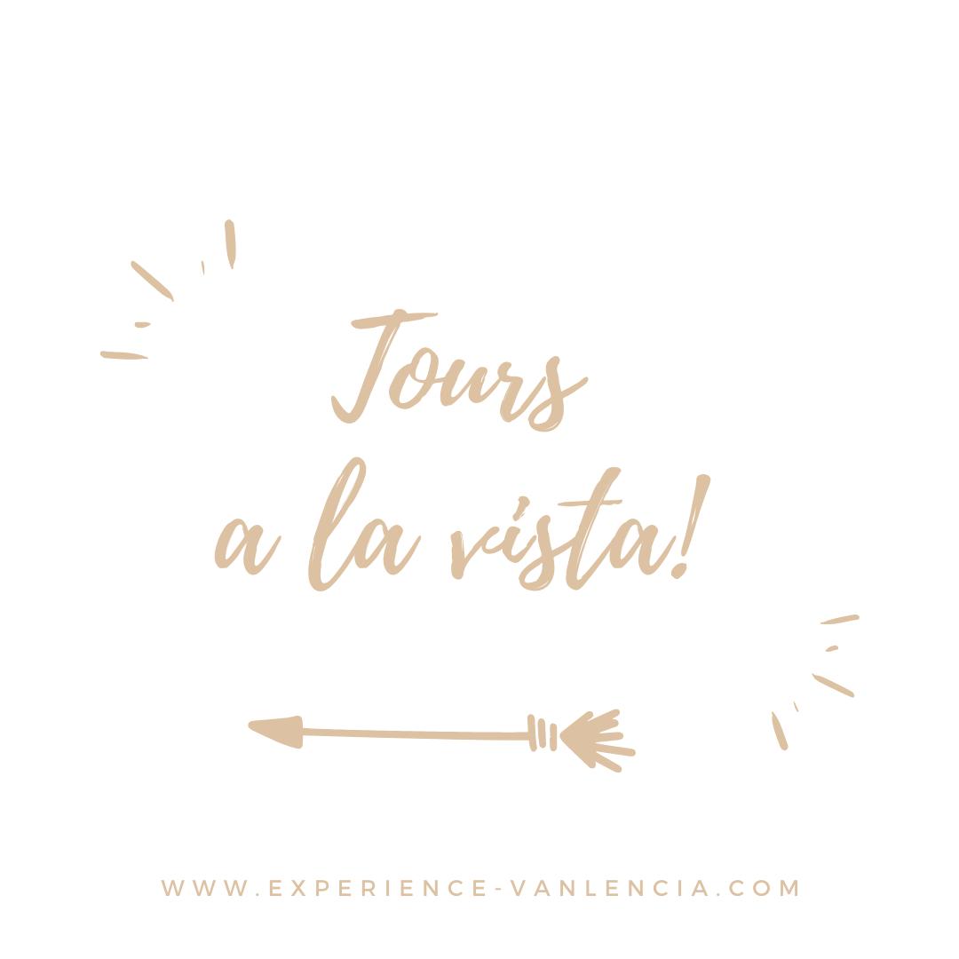 tours en Valencia, actividades en Valencia, visitas guiadas Valencia