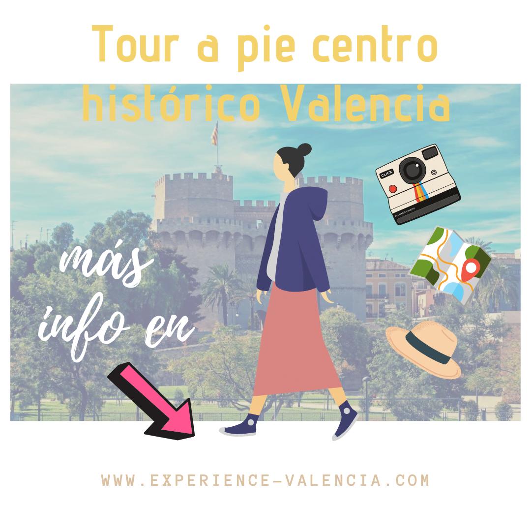 visita guiada centro histórico Valencia, tres tours top en Valencia
